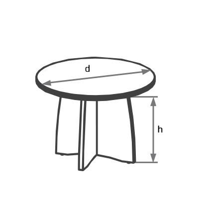 Конференц-стол DRK-100 схема