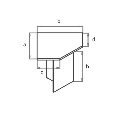 Приставка(брифинг) для стола SMW схема