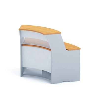 Ресепшн угловой внутренний GR3-312 купить/заказать в Бресте, Минске, РБ у БЕЛС (производитель мебели РБ)