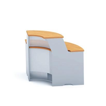 Ресепшн угловой внутренний DR2-212 купить/заказать в Бресте, Минске, РБ у БЕЛС (производитель мебели РБ)