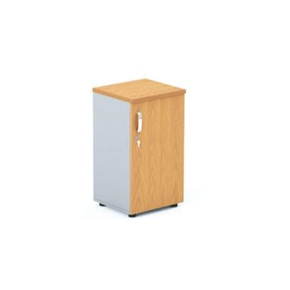 Шкаф офисный низкий с глухой створкой DH2-002 купить/заказать в Бресте, Минске, РБ у БЕЛС (производитель мебели РБ)
