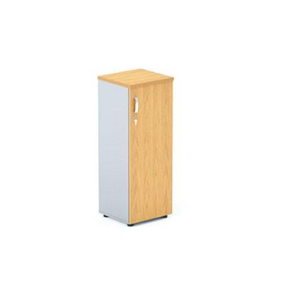 Шкаф офисный средней высоты с глухой створкой DH3-003 купить/заказать в Бресте, Минске, РБ у БЕЛС (производитель мебели РБ)