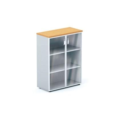 Шкаф офисный средней высоты DH3-025 купить/заказать в Бресте, Минске, РБ у БЕЛС (производитель мебели РБ)