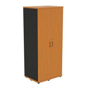 Шкаф-гардероб офисный двухстворчатый с глухими створками G5A05 Моно-Люкс купить/заказать в Бресте, Минске, РБ у БЕЛС (производитель мебели РБ)