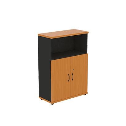 Шкаф офисный двухстворчатый R3S02 Моно-Люкс купить/заказать в Бресте, Минске, РБ у БЕЛС (производитель мебели РБ)