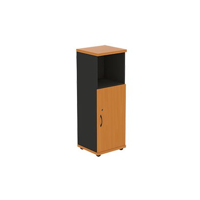 Шкаф офисный узкий R5W02 Моно-Люкс купить/заказать в Бресте, Минске, РБ у БЕЛС (производитель мебели РБ)
