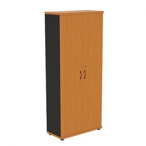 Шкаф офисный двухстворчатый R5S05 Моно-Люкс купить/заказать в Бресте, Минске, РБ у БЕЛС (производитель мебели РБ)