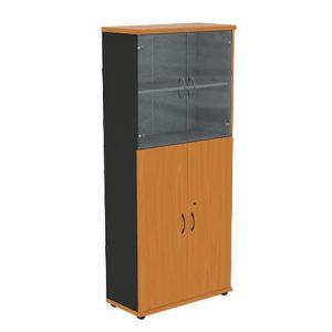Шкаф офисный R5S13 Моно-Люкс купить/заказать в Бресте, Минске, РБ у БЕЛС (производитель мебели РБ)