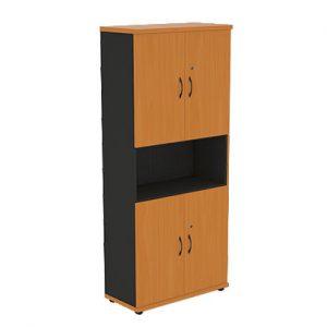 Шкаф офисный двухстворчатый R5S22 Моно-Люкс купить/заказать в Бресте, Минске, РБ у БЕЛС (производитель мебели РБ)