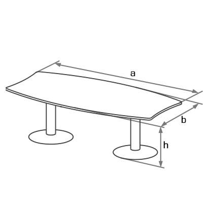 Стол DKS-242 схема