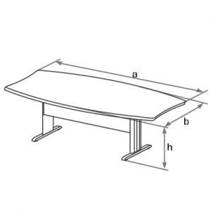 Стол DKS-244 схема