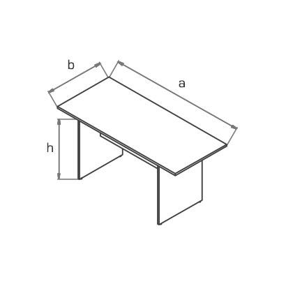 Конференц-стол SK схема