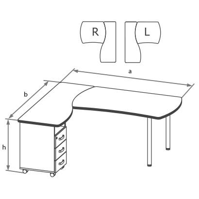 Стол DI схема