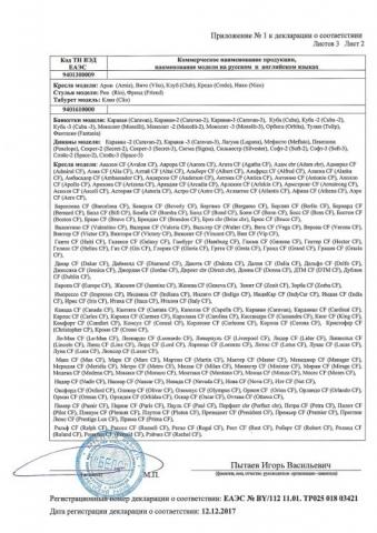 Декларация соответствия БЕЛС стр 3