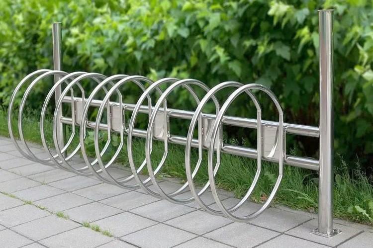 Велопарковка (Велостойки)