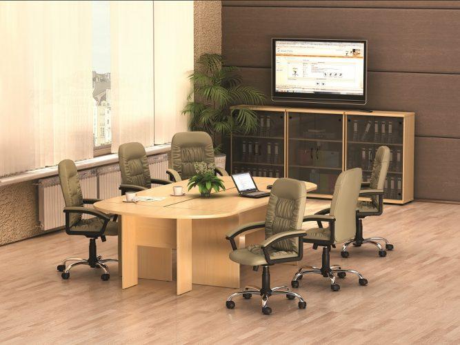 Мебель корпусная серии МОНО-ЛЮКС от производителя БЕЛС - пример в интерьере