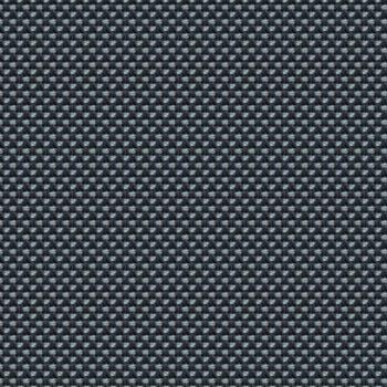 Ткань Калгари C3 Черно-голубой меланж фото