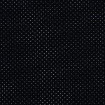 Перфорированная экокожа PPU-01 Черная фото