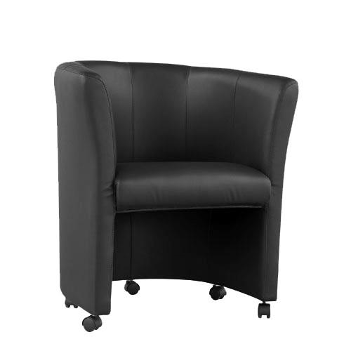 Кресло Soft V4 черный