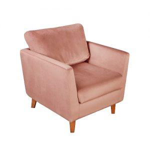 Кресло Токио люкс KN-27 ткань кронос бежевый