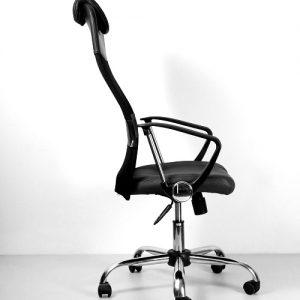 Кресло офисное Master High вид сбоку купить в Бресте, Минске у производителя мебели Белс