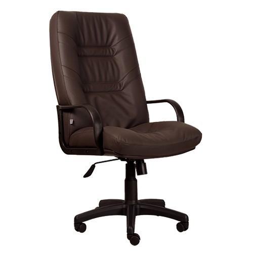 Офисное кресло для руководителя Minister PLN PU14 купить в Бресте, Минске у производителя мебели БЕЛС