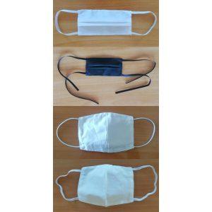 Маски защитно-декоративные для лица_1 фото